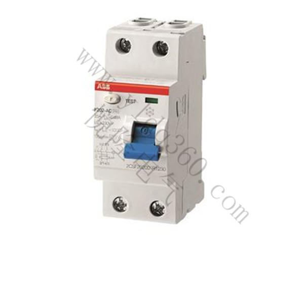 剩余电流保护器(RCCB)