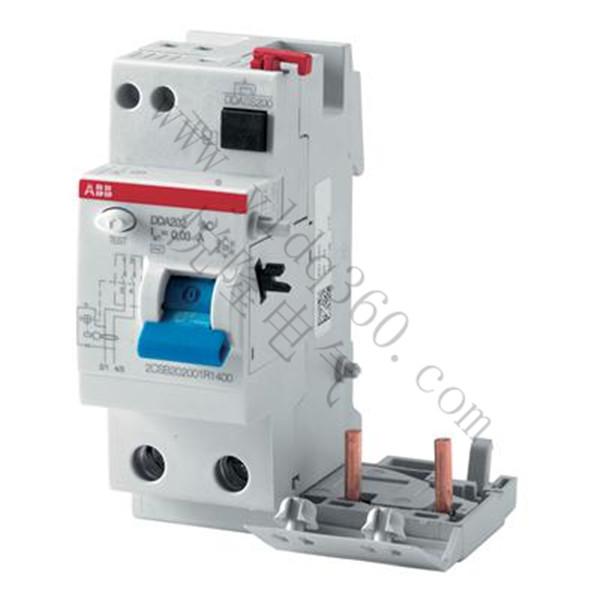 剩余电流动作保护器—RCD模块