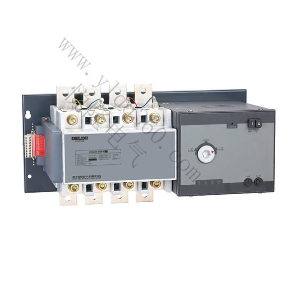 CDQ3H系列(塑壳型)双电源