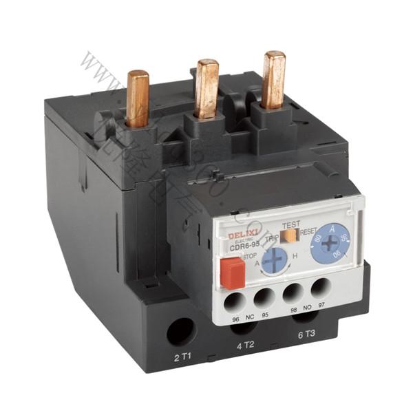 CDR6热过载继电器
