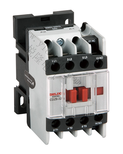 CDZ6接触器式继电器