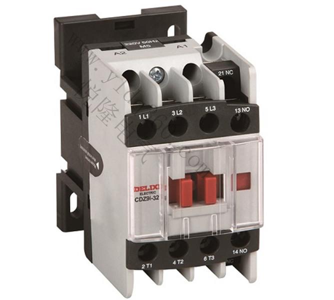 CDZ9i接触器式继电器