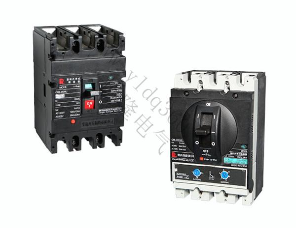 CM3HU、CM5HU高电压等级塑壳断路器