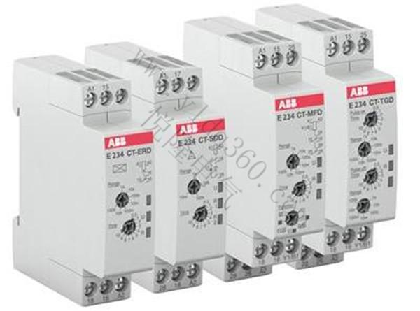 CT-D系列型电子时间继电器
