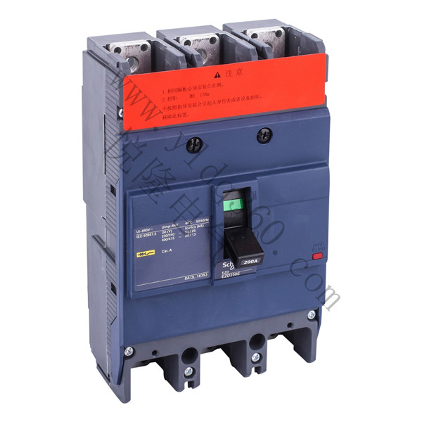 EZD系列配电用塑壳断路器