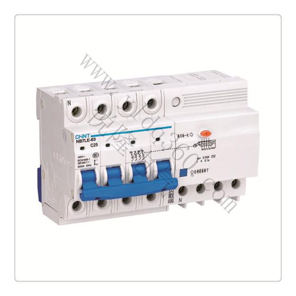 NB7LE系列剩余电流动作断路器