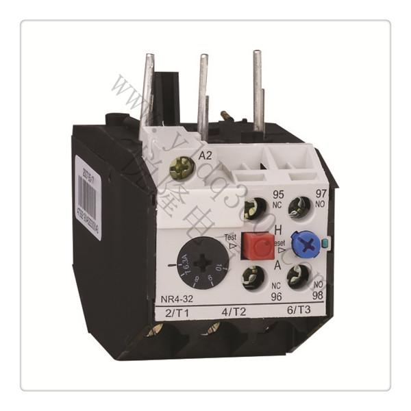 NR4系列热过载继电器