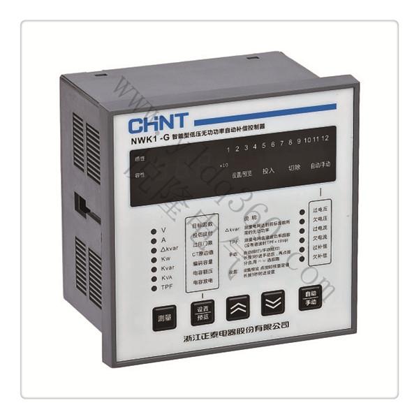 NWK1-G智能型低压无功补偿控制器