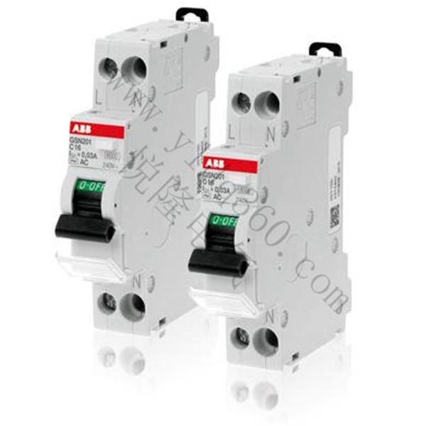 RCBO-带过电流保护的剩余电流动作断路器