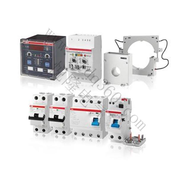 RCD —剩余电流动作保护器