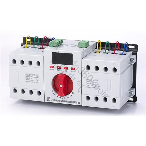 RIVIQ6双电源自动转换开关