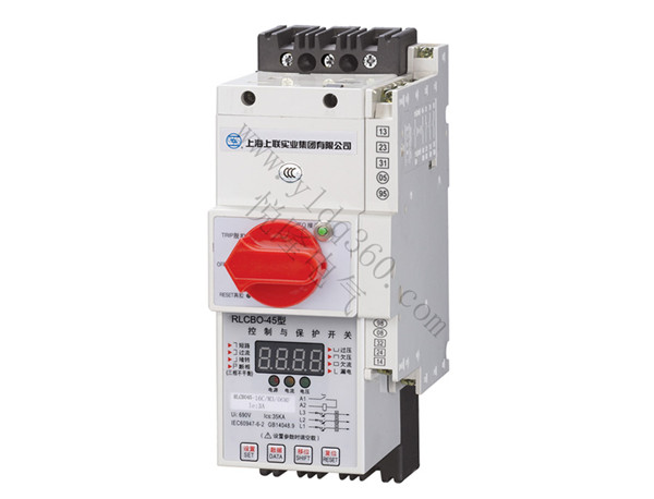 RMKBO控制与保护开关电器