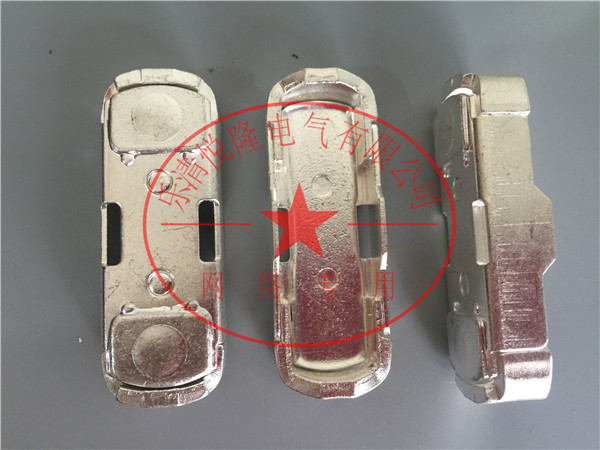 德力西交流接触器CJ20-630触头 动静触头 全银触头
