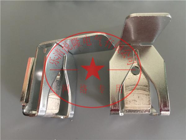 正泰交流接触器CJ40-315触头 动静触头 全银触头
