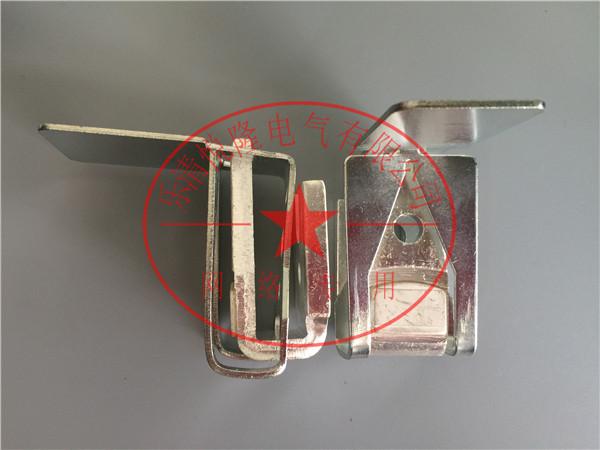 正泰交流接触器CJ40-800触头 动静触头 全银触头