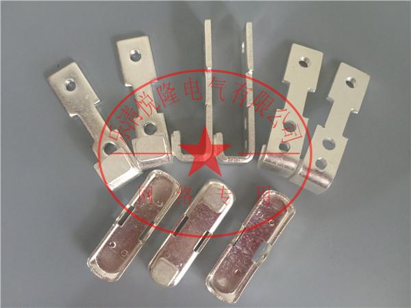 正泰交流接触器NC2-150触头 动静触头 全银触头