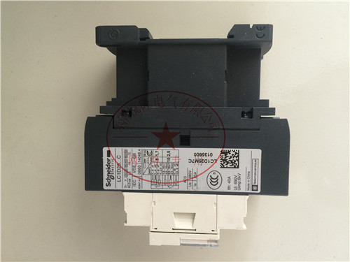 施耐德交流接触器LC1D40AF7C
