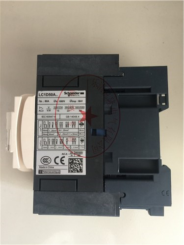 施耐德交流接触器LC1D410F7C