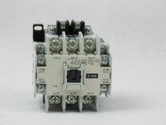 接触器工作原理和主要结构
