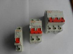 断路器选择和断路器工作原理作用
