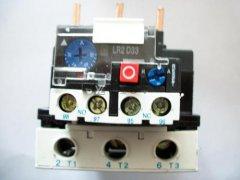 热继电器常见故障和解决方法