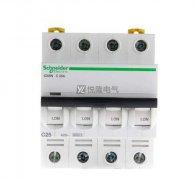 低压断路器的选型以及脱扣器选择