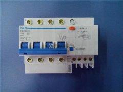 漏电保护器相关安全常识
