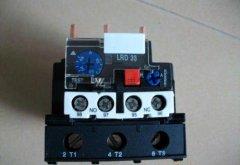 热继电器接线要求