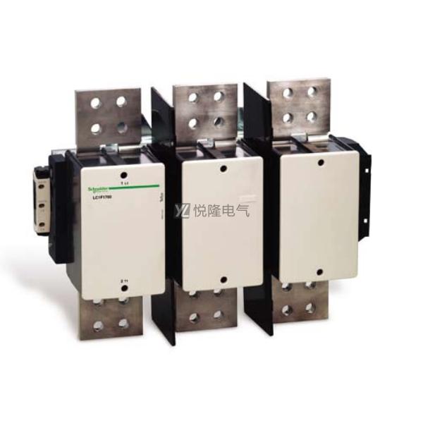 进口TeSys LC1F系列三极交流接触器